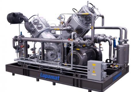 LYPS compressor